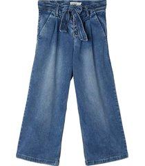 jeans 7/8-wijde pijpen
