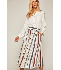 medicine - spódnica tapestry stripes