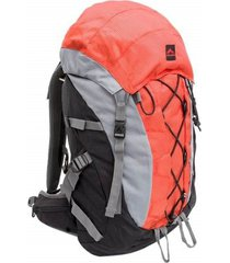 mochila alpina 43 litros laranja e - trilhas