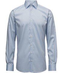plain fine twill shirt,wf skjorta business blå lindbergh