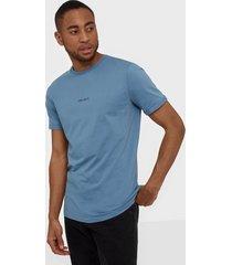 les deux lens t-shirt t-shirts & linnen provincial blue