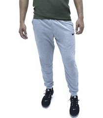 sudadera gris nike taper fleece sweatpants