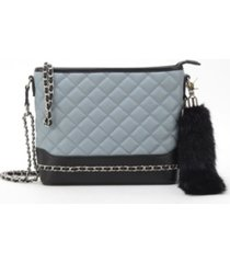 like dreams quilted minky handbag