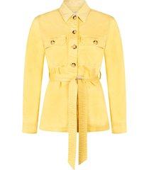 tramontana jacket yellow