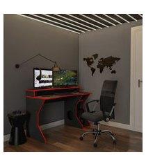 cadeira de escritório diretor giratória yukon com braços preta