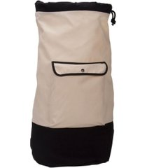 household essentials backpack duffel laundry bag