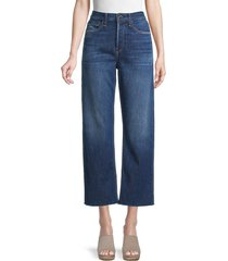 rag & bone women's high-rise jeans - magnus - size 25 (2)