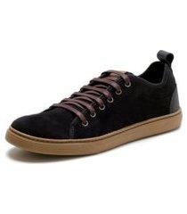 sapatênis carmelo shoes conforto