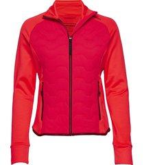 karma sweat-shirt trui rood tenson