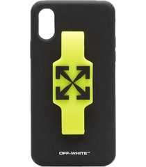 off-white iphone xs case
