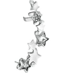 bodifine stainless steel star ear cuff