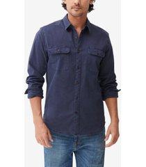 lucky brand men's humboldt work-wear shirt