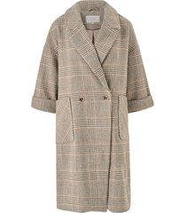 kappa viamoro wool 7/8 sleeve coat