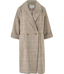kappa viamoro wool 7/8 sleeve coat