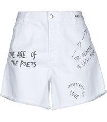 each x other denim shorts