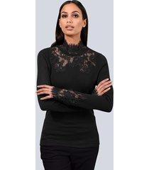 trui alba moda zwart