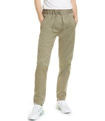 men's a.p.c. x carhartt work in progress crossover drawstring pants