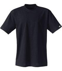 t-shirt met halflange mouw, zwart 5