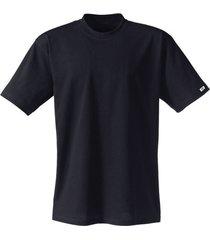 t-shirt met halflange mouw, zwart 7