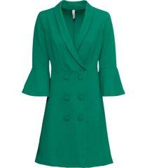 abito business (verde) - bodyflirt boutique
