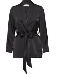 day jacket blazer svart by malina