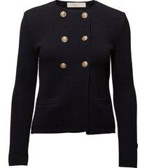 kelly jacket blazer colbert zwart busnel