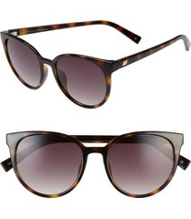 women's le specs armada 54mm cat eye sunglasses -