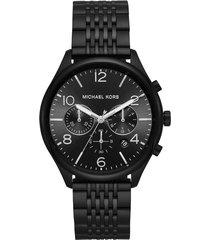 reloj michael kors para hombre - merrick chronograph  mk8640