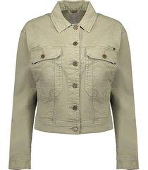 15007-10 jeans jacket soft