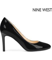 tacón alto para mujer nine west dylan- negro