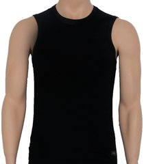 hom tanktop smart cotton zwart