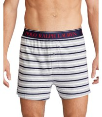 polo ralph lauren men's knit boxer