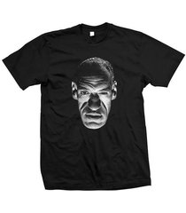 rondo hatton - the creeper, the brute man pre-shrunk 100% cotton, hand-screened