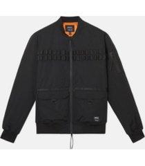 wesc bomber utility jacket
