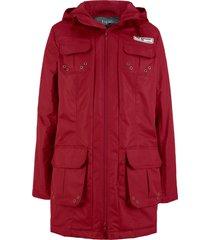 giacca da mezza stagione con imbottitura leggera (rosso) - bpc bonprix collection