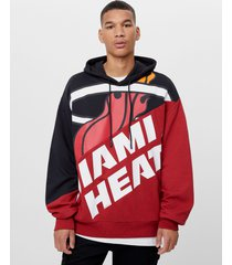 miami heat nba sweater
