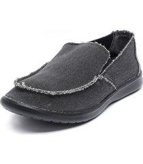 alpargata jeans gris bamers