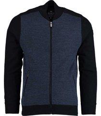 baileys vest met voering blauw r.f. 922106/535