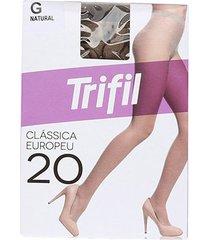 meia calça trifil fio 20 feminina