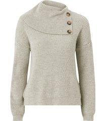 tröja onljada l/s roll-neck pullover knt