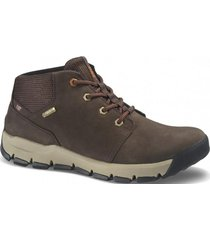 botin cynosure gore-tex chocolate cat
