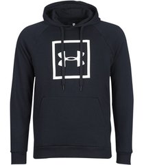 sweater under armour rival fleece logo hoody
