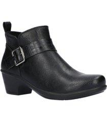 easy street hester booties women's shoes