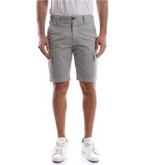 at.p.co a161bill334 shorts and bermudas men grey