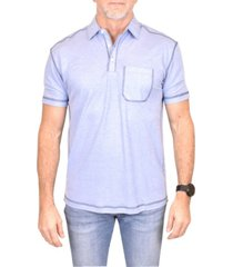 men's micro pique polo shirt