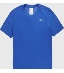camiseta azul royal reebok