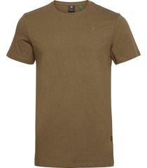 base-s r t s\s t-shirts short-sleeved grön g-star raw