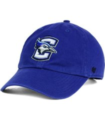 '47 brand creighton blue jays clean up cap