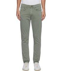 'fit 2' mid rise aero stretch denim jeans