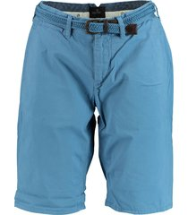 vanguard short stretch twill vsh194102/5068 bermuda blauw